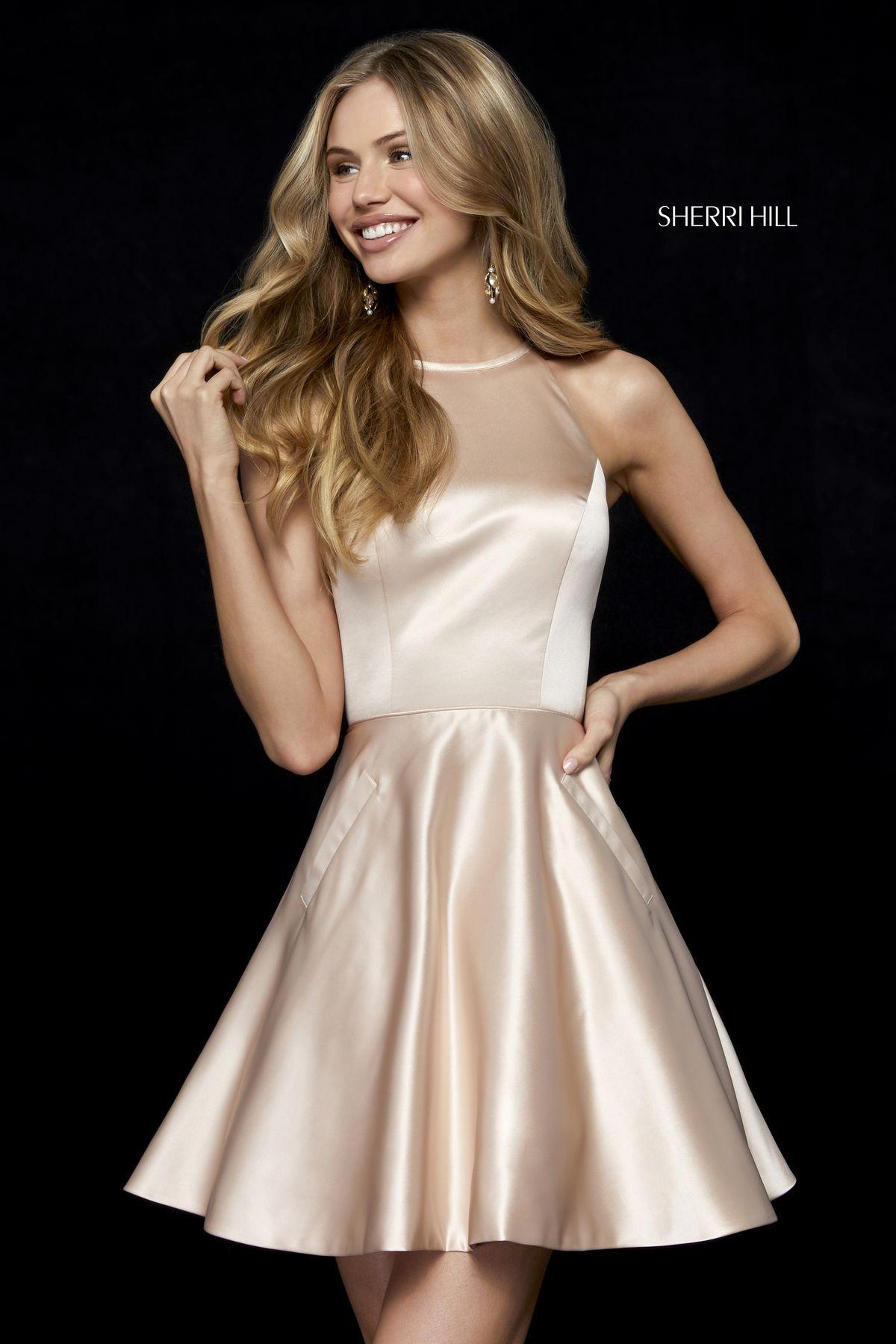 Style haven elizabeth pinterest prom sherri hill short