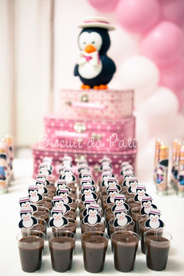 I want to have penguin party :)