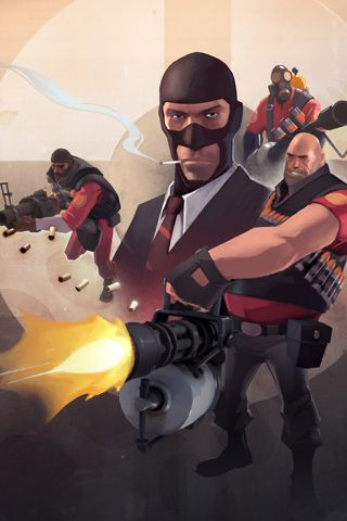 Team Fortress 2 Iphone Wallpaper Http Alliphone5cases Com