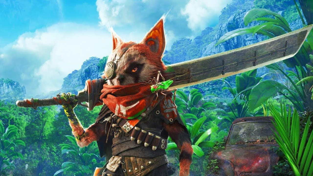 BIOMUTANT Cinematic Trailer Gameplay PS4 Xbox One PC