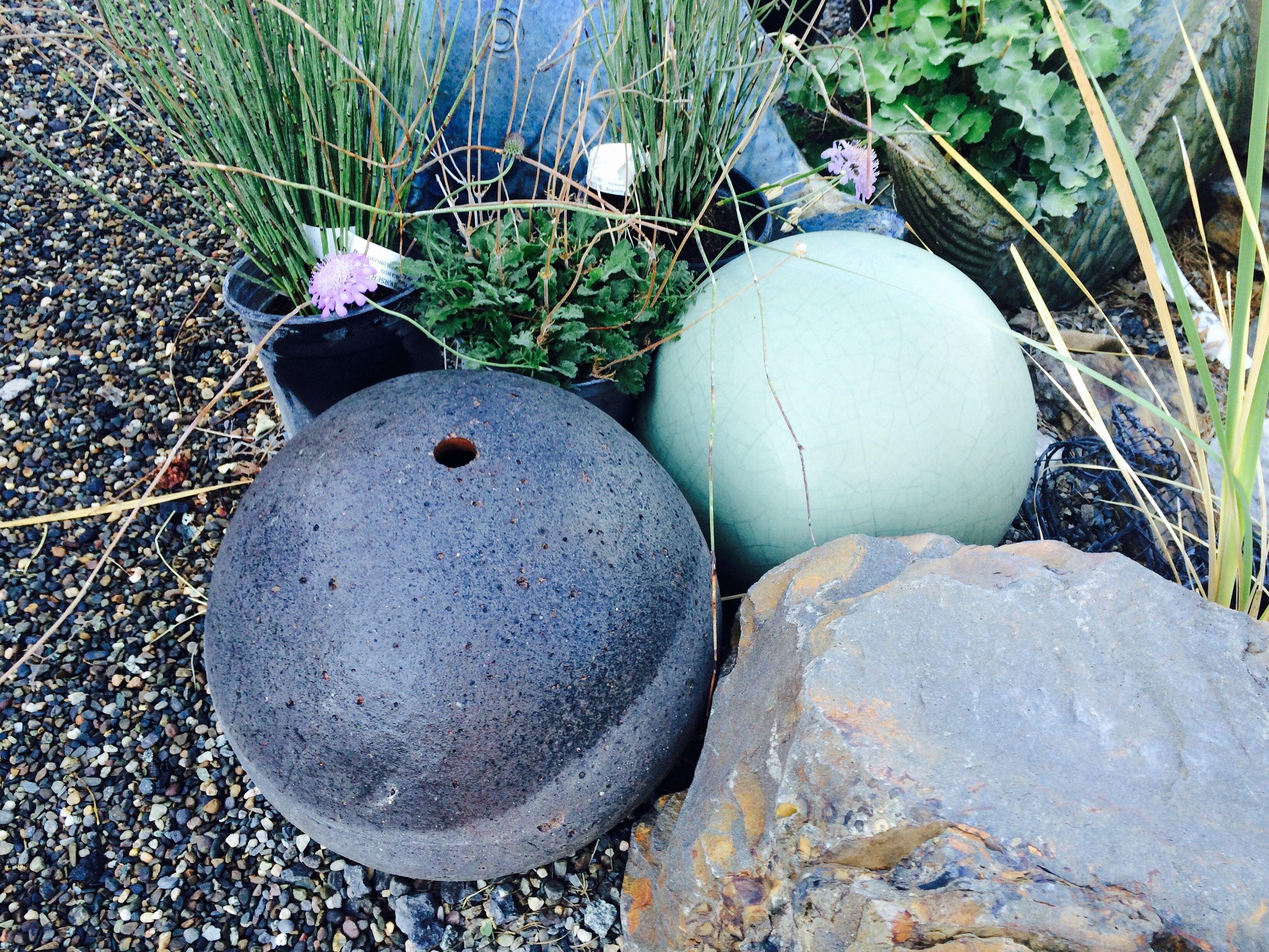 Bon Decorative Spheres, Available At Solomonu0027s Gardens Nursery