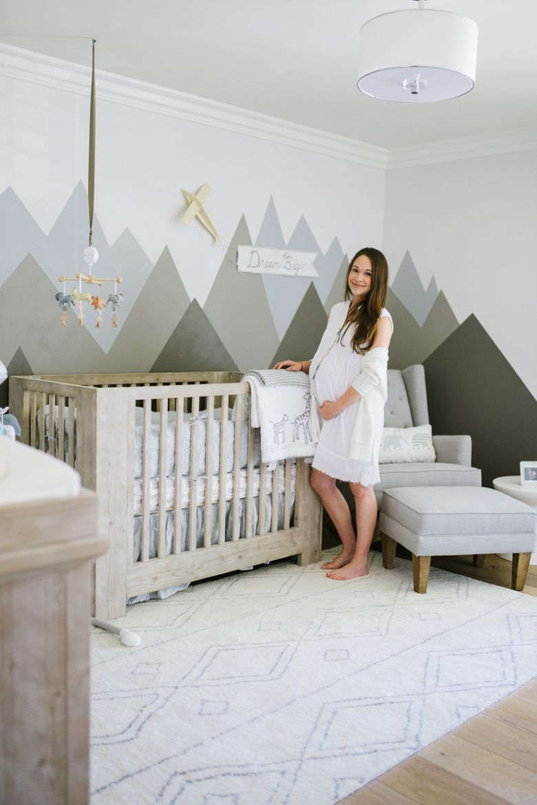 Baby Boy Room Mural Ideas: Call Me Lore, Baby Boy Nursery Inspiration (With Images