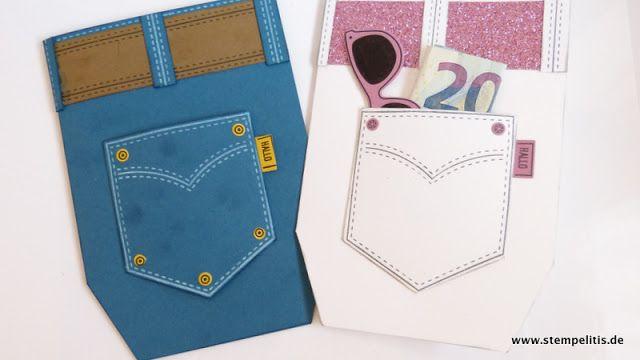 anleitung f r jeanshosenkarte als geldgeschenk anleitungen pinterest gutscheinkarten. Black Bedroom Furniture Sets. Home Design Ideas
