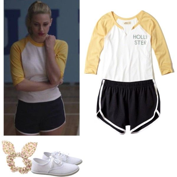 Betty Cooper Sport Outfit Riverdale In 2018 Riverdale Halloween
