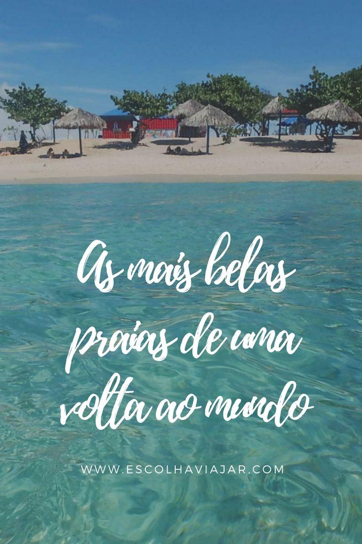 a5452d45f37caf Quais são as praias mais lindas do mundo? Veja em 100 fotos ...