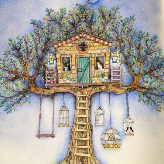 Wunderbare Secret Garden Färbung Ideen Bilder #Garten #Gartenplanung # GartenIdeen