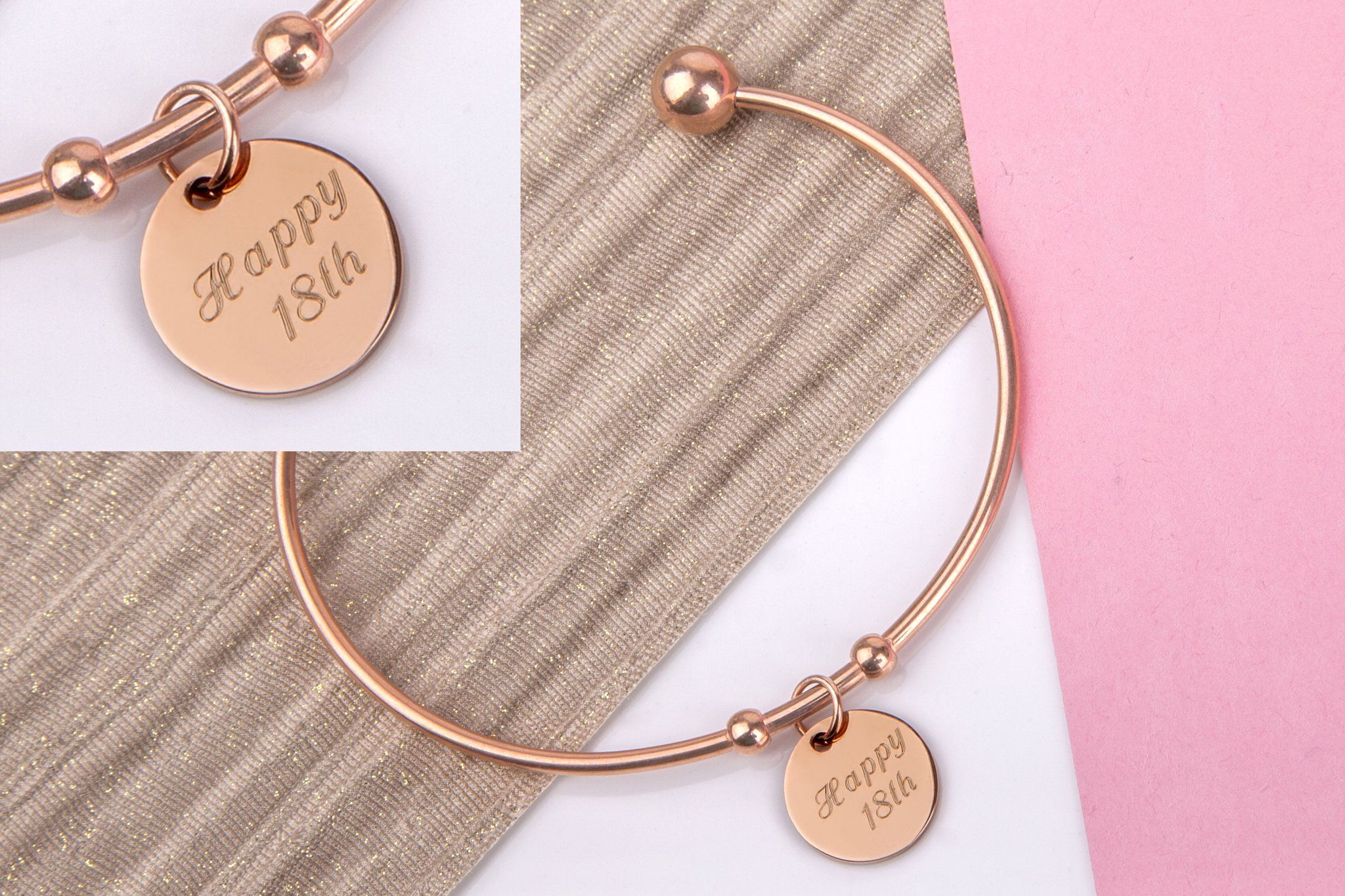 Best selling gifts for sisters engraved jewelry