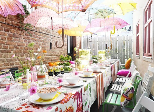 Decoration · Summer Garden Party ...