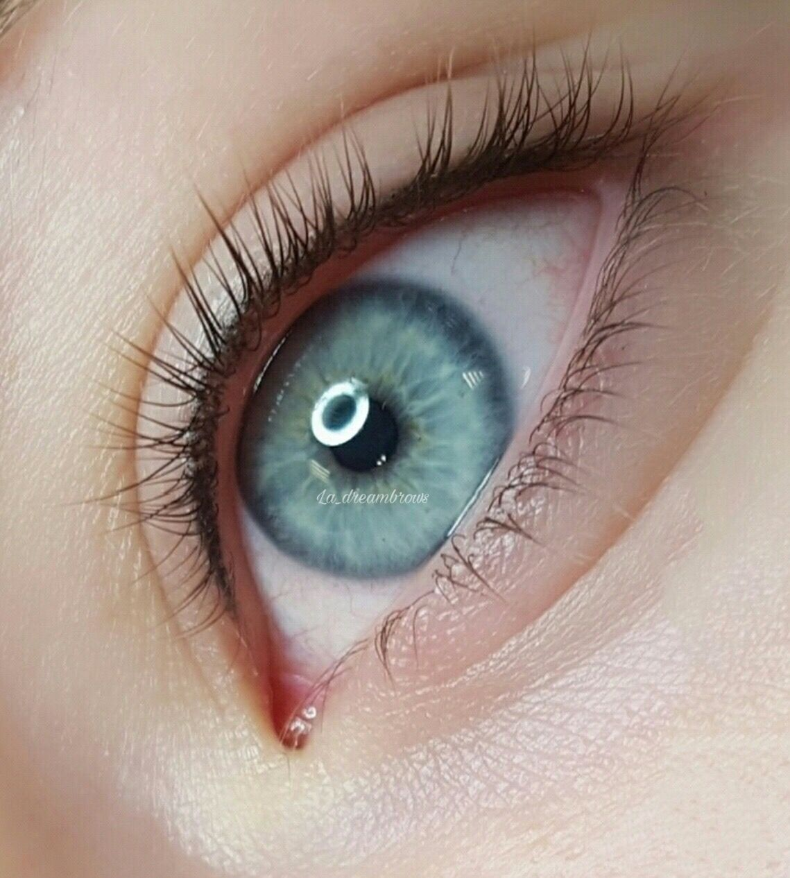 Super natural permanent eyeliner! Permanent eyeliner