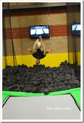 Get Air Sports Trampoline Park Kaysville Utahchecking It Out Next Trip