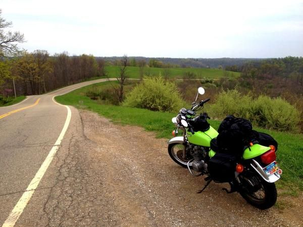 Ohio S Tail Of The Dragon Ohio State Route 78 Motorcycle Motorcycleroute Route Motorcycle Travel Ohio State