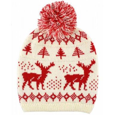 Kevin McAllister's Knit Reindeer Hat from Home Alone | RetroFestive