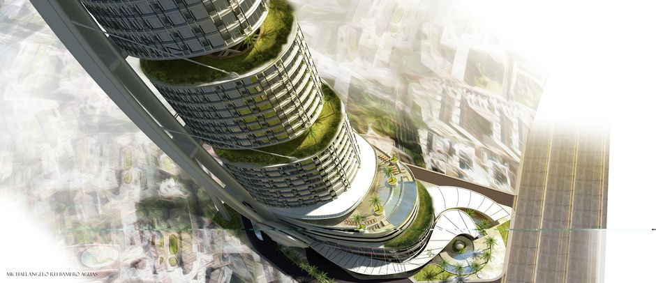 Egg Set by Michaelangelo Rei Aguas | Architecture | 3D | CGSociety