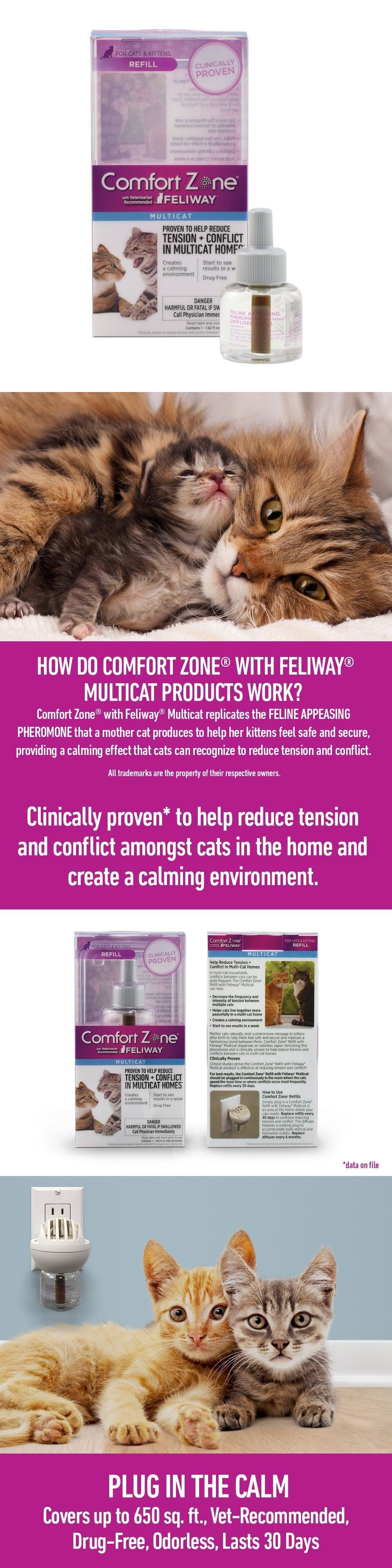 cat diffuser sprays comfort comforter collars chews wellness petco calming health zone shop diffusers petcostore en and composure feline bite aids pheromones center sized vetriscience category