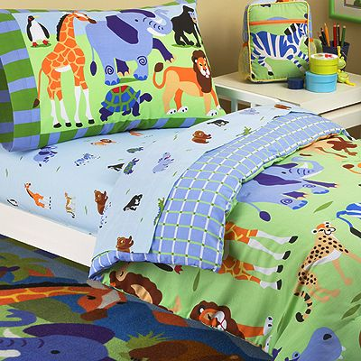 Create A Zoo Of His Own With Olive Kids Wild Animal Toddler Bedding Set Toddlers Toddlerboys Toddler Bed Set Toddler Bed Boy Toddler Comforter Sets