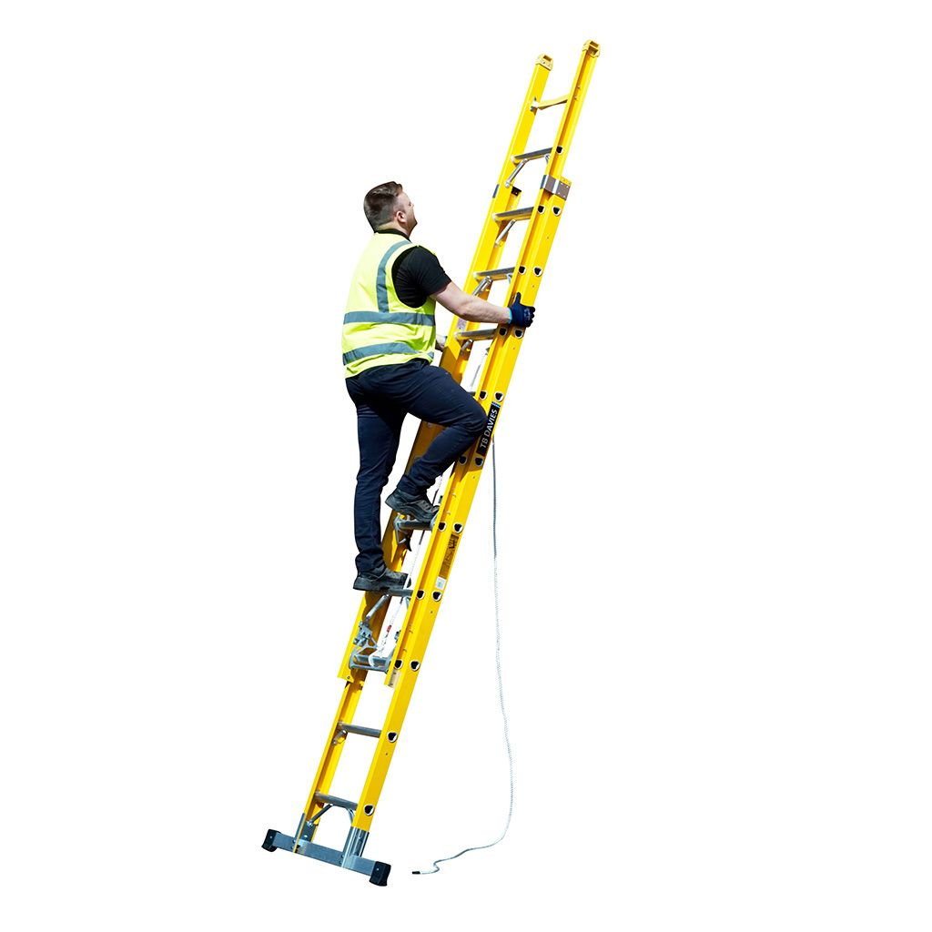 4 sizes to choose from ladder fiberglass professional