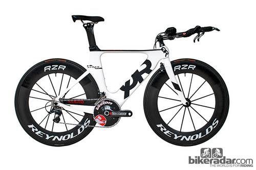 Quintana Roo Illicito Frameset Review Road Bike Cycling