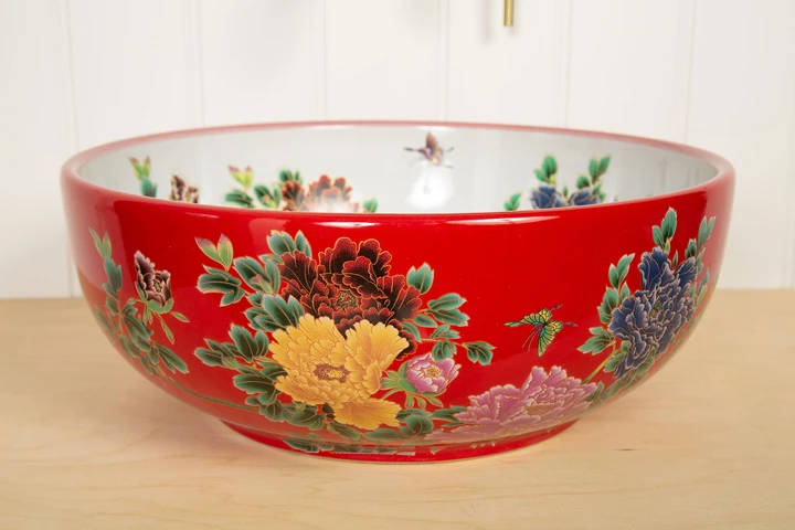 Photo of Jo Jo Countertop Wash Basin by The Way We Live London