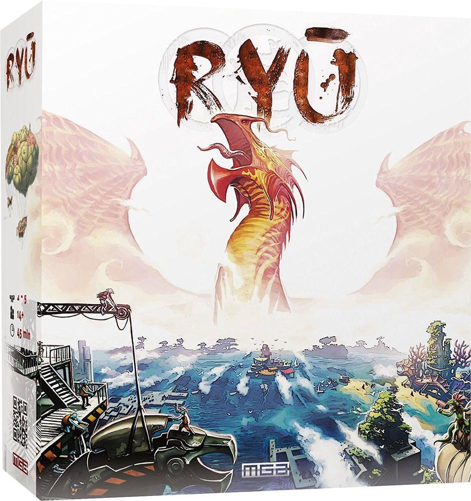 Ryu RPG Fantasy Strategy Board Game Asmodee New Asmodee