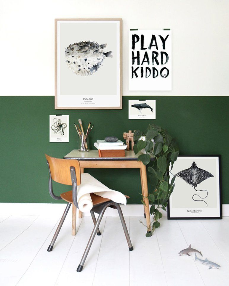 Green in Kids Rooms great ideas Pinterest Kids bedroom, Room