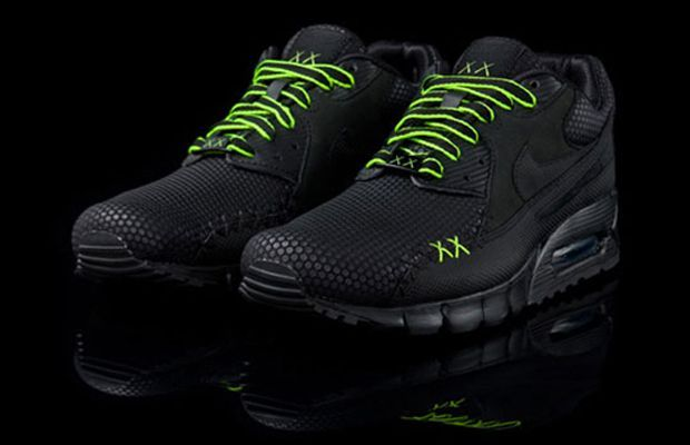 The 100 Best Sneakers of the Complex Decade40. KAWS x Nike Sportswear Air  Max 90 Current