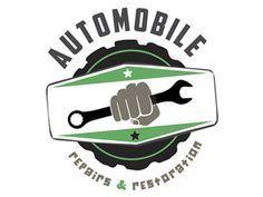 auto repair restoration garage logo restoration and logos rh pinterest co uk auto repair logos ideas auto repair logos ideas