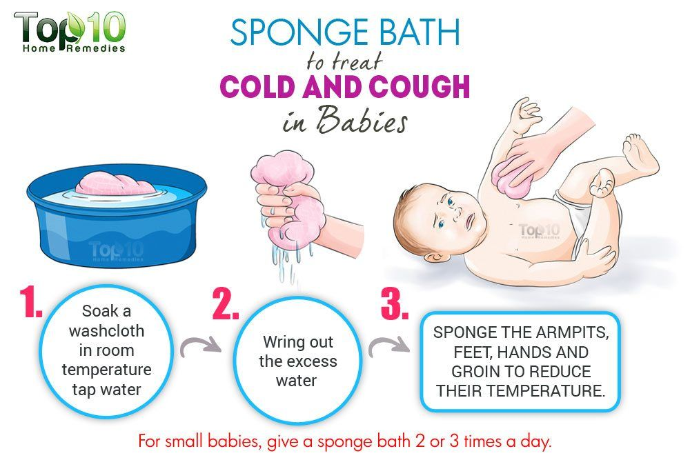 How to Relieve Colds and Coughs in Babies | Top 10 Home ...