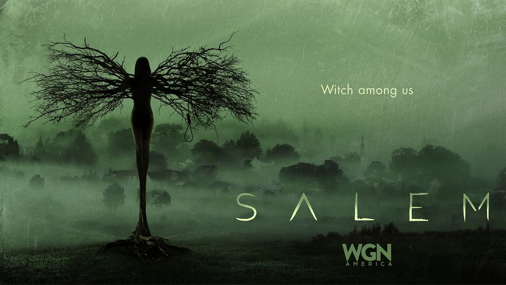 New series #salem# #witches#