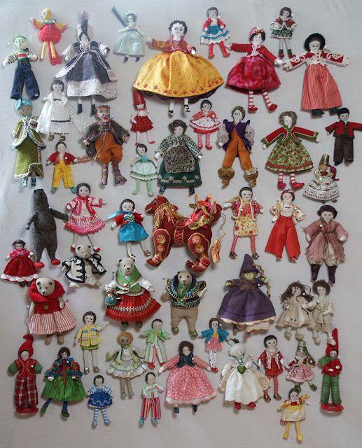Janet Brandt Dolls
