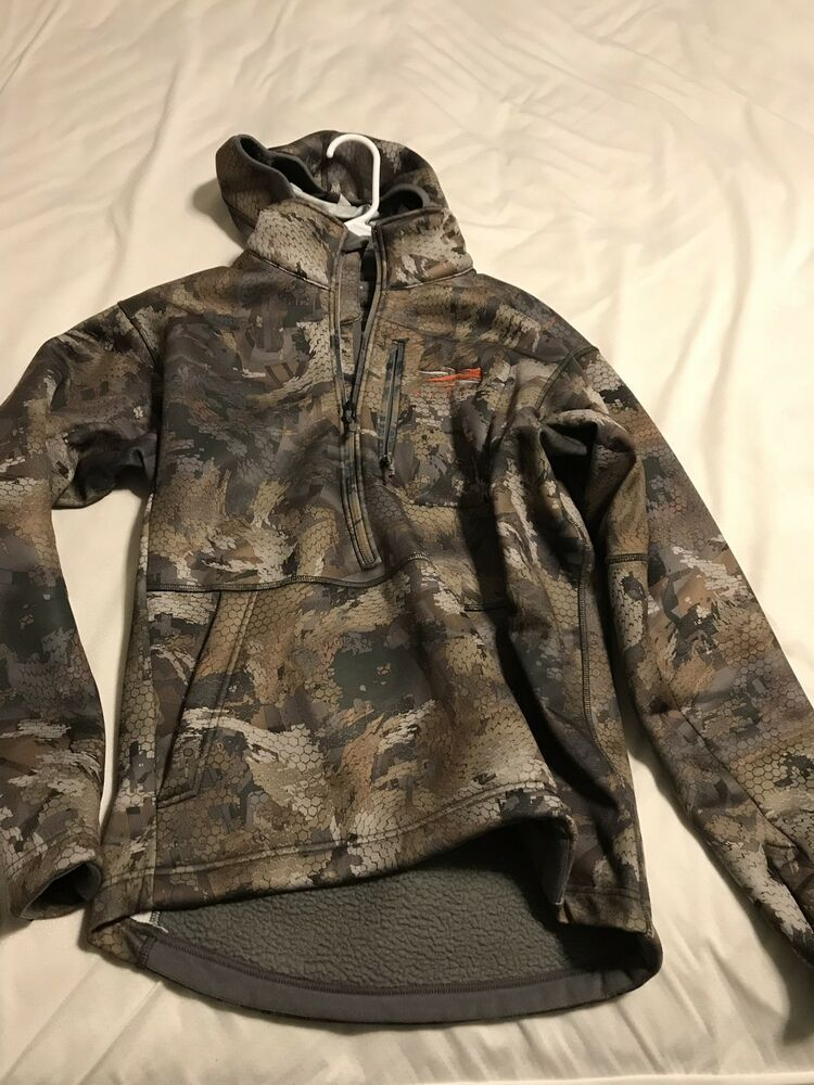 Kast Extreme Fishing Gear Camp Fishing Hoodie Grey Size XL-Brand New