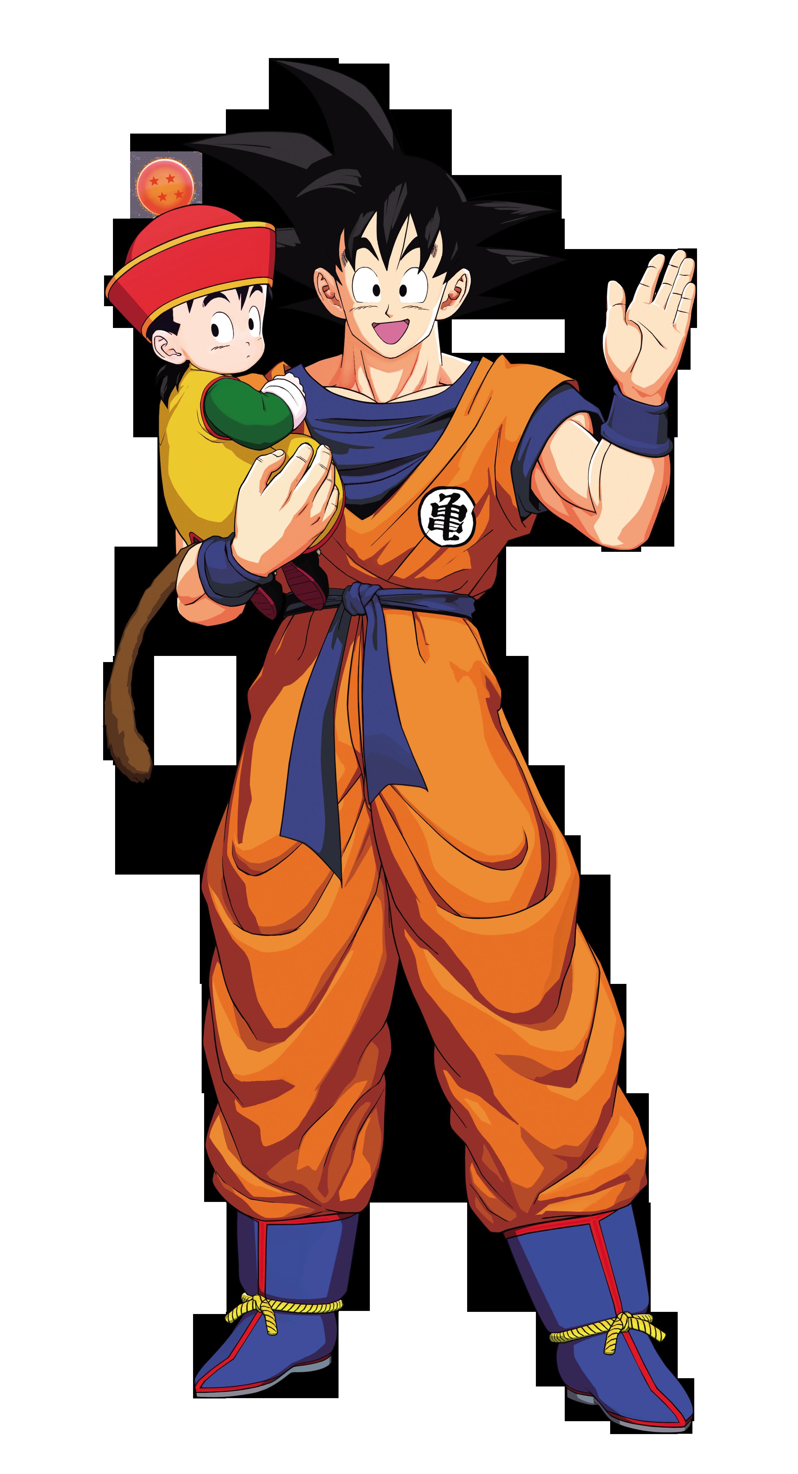 Quien Es Hijo De Goku
