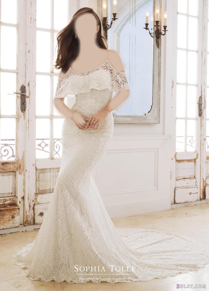 فساتين افراح ناعمة فساتين اعراس مميزة فساتين زفاف 3dlat Com 06 18 7243 Sophia Tolli Wedding Dresses Bridal Dresses Wedding Dresses