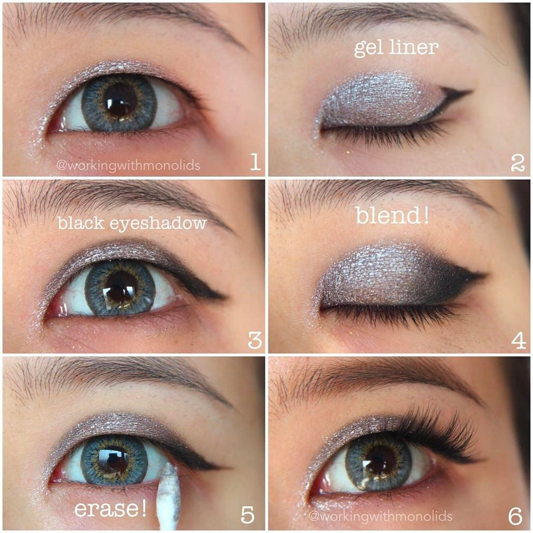 Monolid makeup tutorial ombre defined cat eye monolid makeup monolid makeup tutorial ombre defined cat eye monolid makeup tutorial pinterest monolid makeup ombre and make up baditri Choice Image