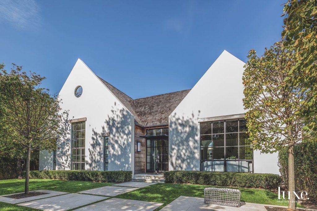 Rustic modern exteriors cottage exterior modern - Rustic modern farmhouse exterior ...