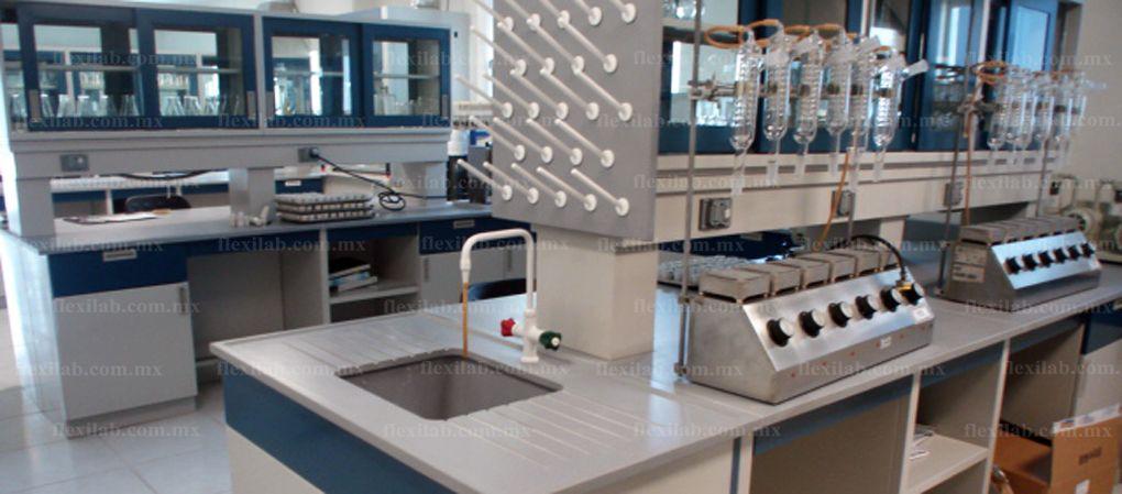 Mobiliario para laboratorio, hospitales y oficinas