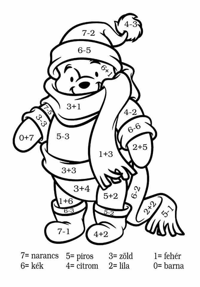 Pin By Christine Jahn On Gyerekek Disney Coloring Pages Coloring Pages Winter Preschool Coloring Pages