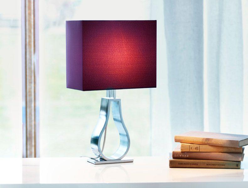 IKEA Sterreich Aussagekrftige Beleuchtung KLABB Tischleuchte In Lila