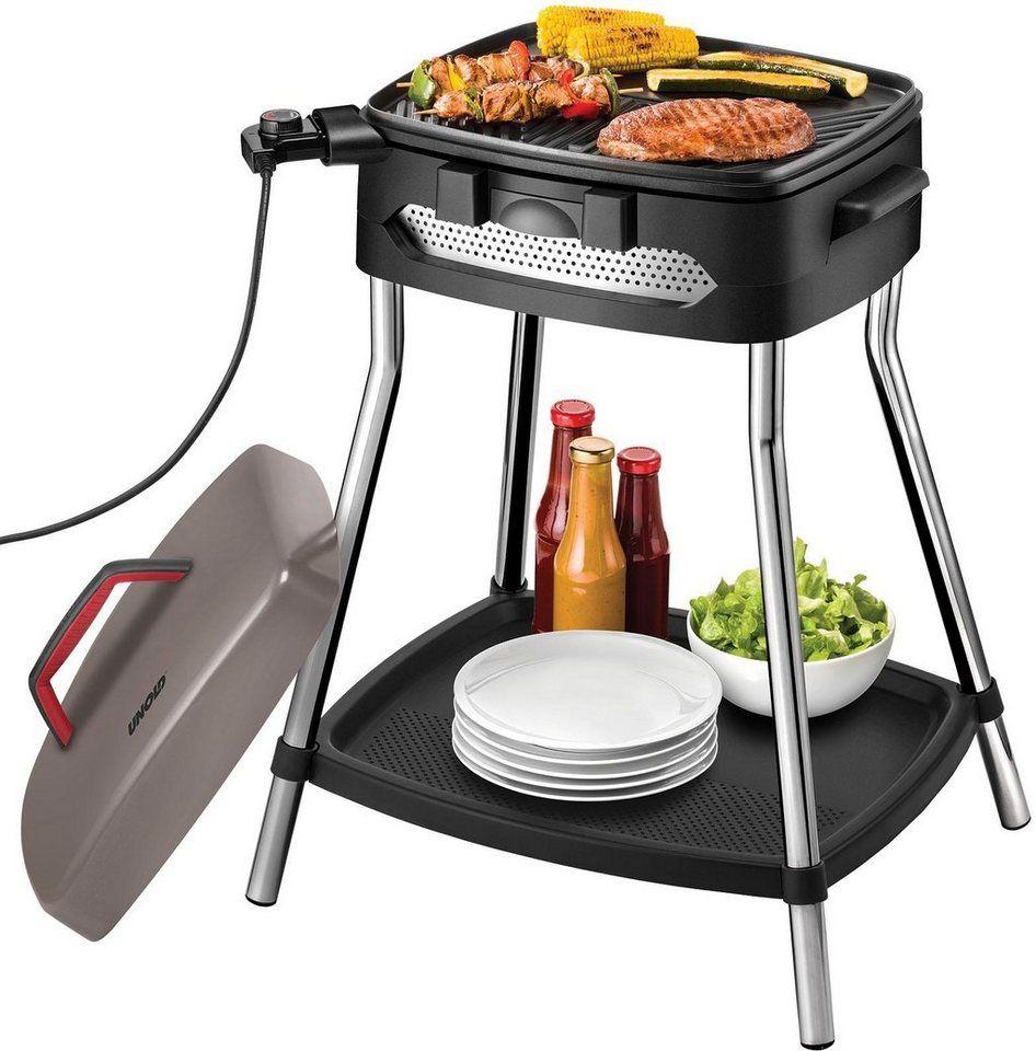 UNOLD 58580 Barbecue Power Elektrogrill