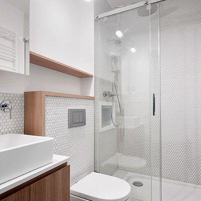 Rivestimenti bagno mosaico | Bathrooms | Pinterest
