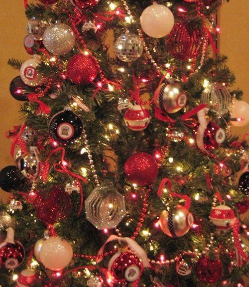ohio state buckeye christmas tree | Ohio State Buckeyes Christmas ...