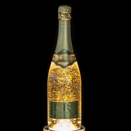 achetez votre champagne aux paillettes d 39 or sur l 39 picerie fine en ligne e gastronomie un. Black Bedroom Furniture Sets. Home Design Ideas