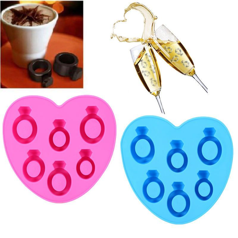 Ring freeze drink ice #mould #jelly chocolate mold cube cup cake #maker tray diy,  View more on the LINK: http://www.zeppy.io/product/gb/2/191937944820/