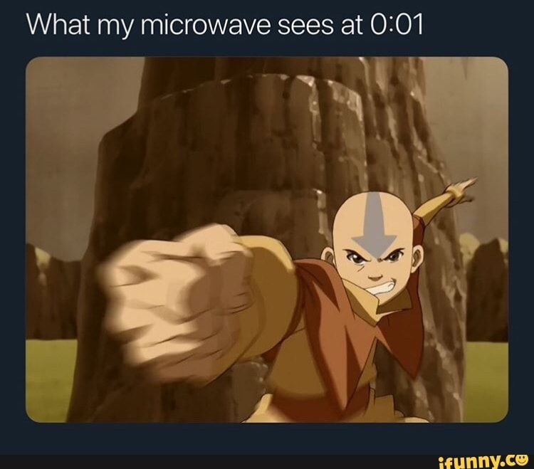 What My Microwave Sees At 0201 Ifunny Avatar The Last Airbender Funny Avatar Funny Avatar The Last Airbender Art