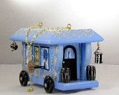 I'll Have a Blue Boho Christmas by Angie Shuman on Etsy