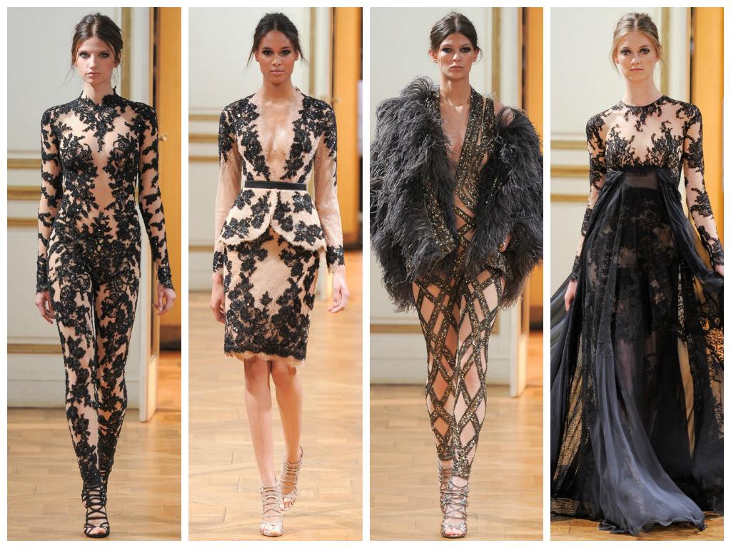 Haute Couture: Zuhair Murad fall/winter 2013-14