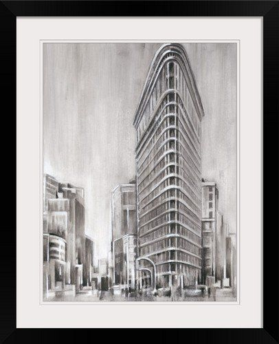 GreatBIGCanvas Art DECO Cityscape II by Ethan Harper Photographic ...