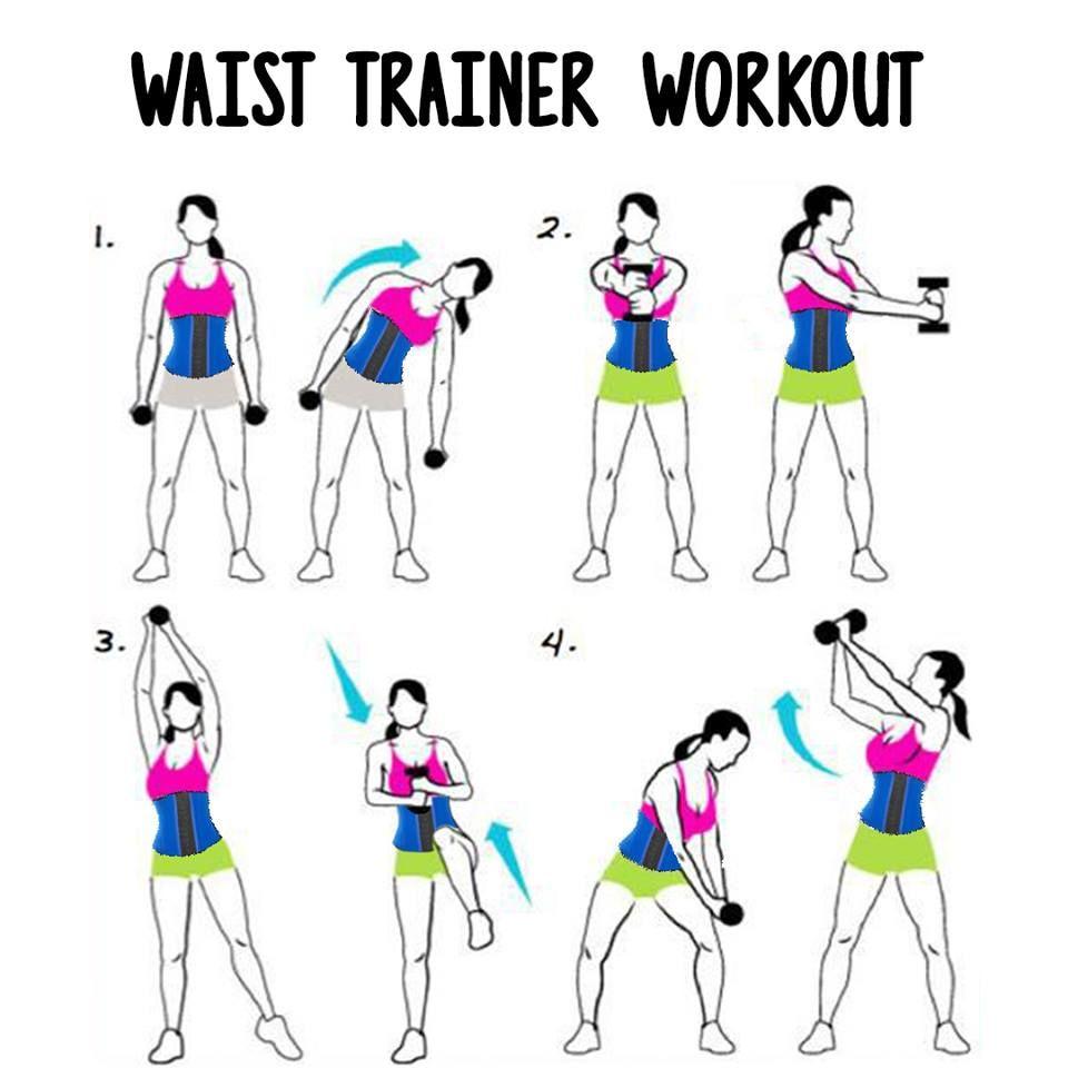 Best 25+ Workout for waist ideas on Pinterest