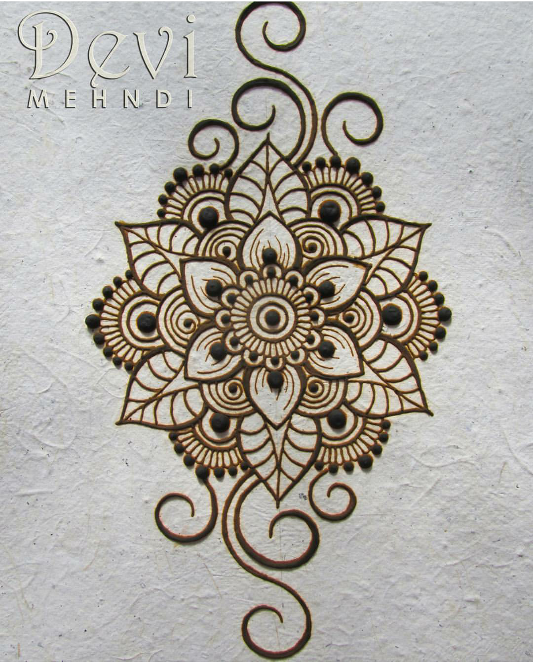Simple Henna Tattoo Flower Designs: Pin By Katherine Nunley On Tattoo Ideas (With Images