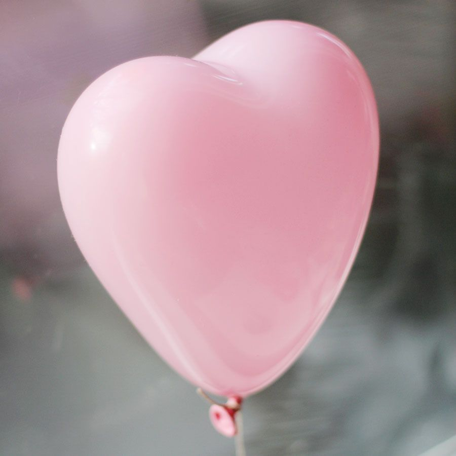 heart balloons from mignonkitchenco.com