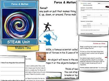 forces unit pinterest elementary science science lesson plans